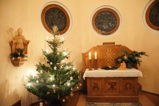Grußwort zum Weihnachtsfest 2020